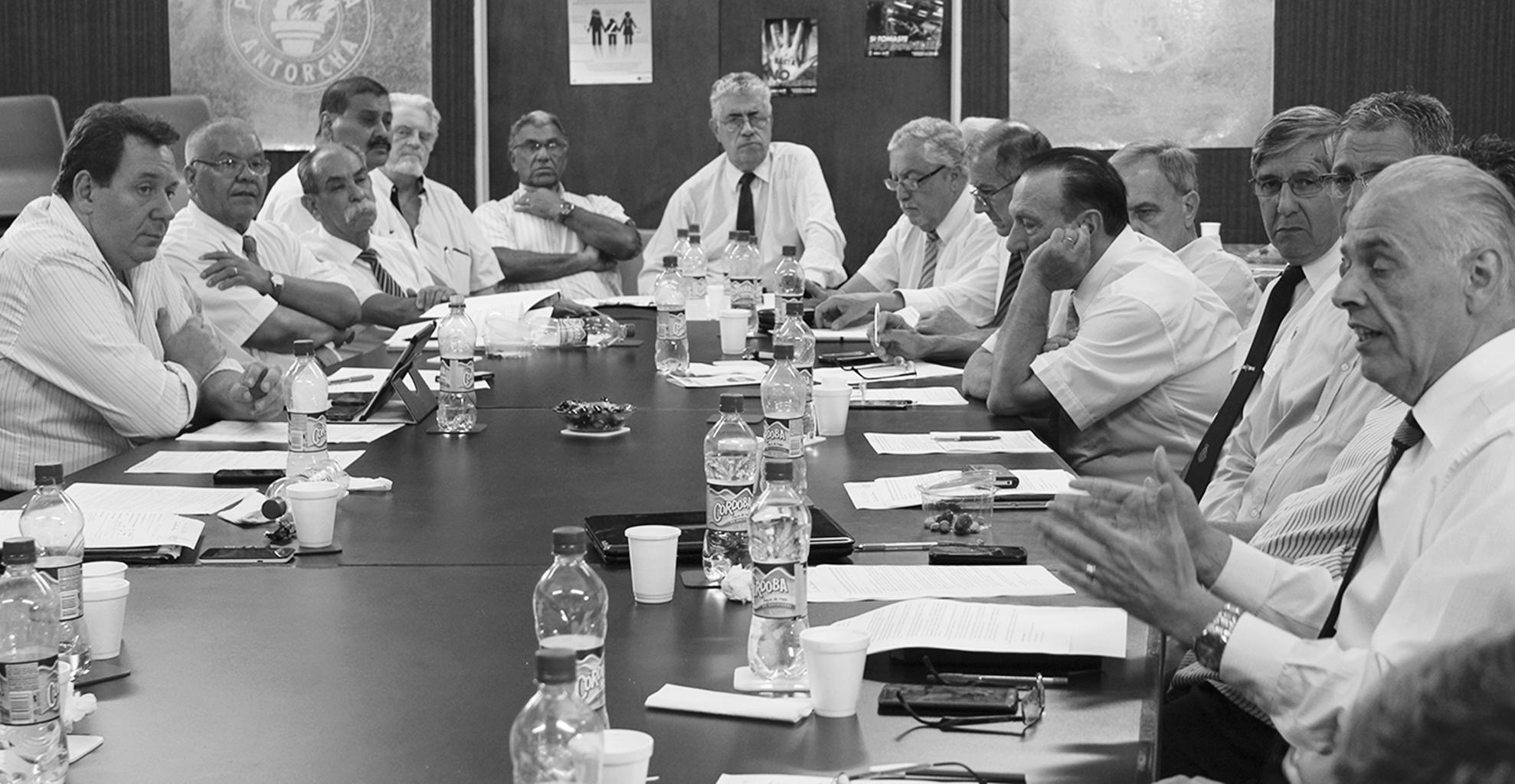 Consejo Directivo Nacional