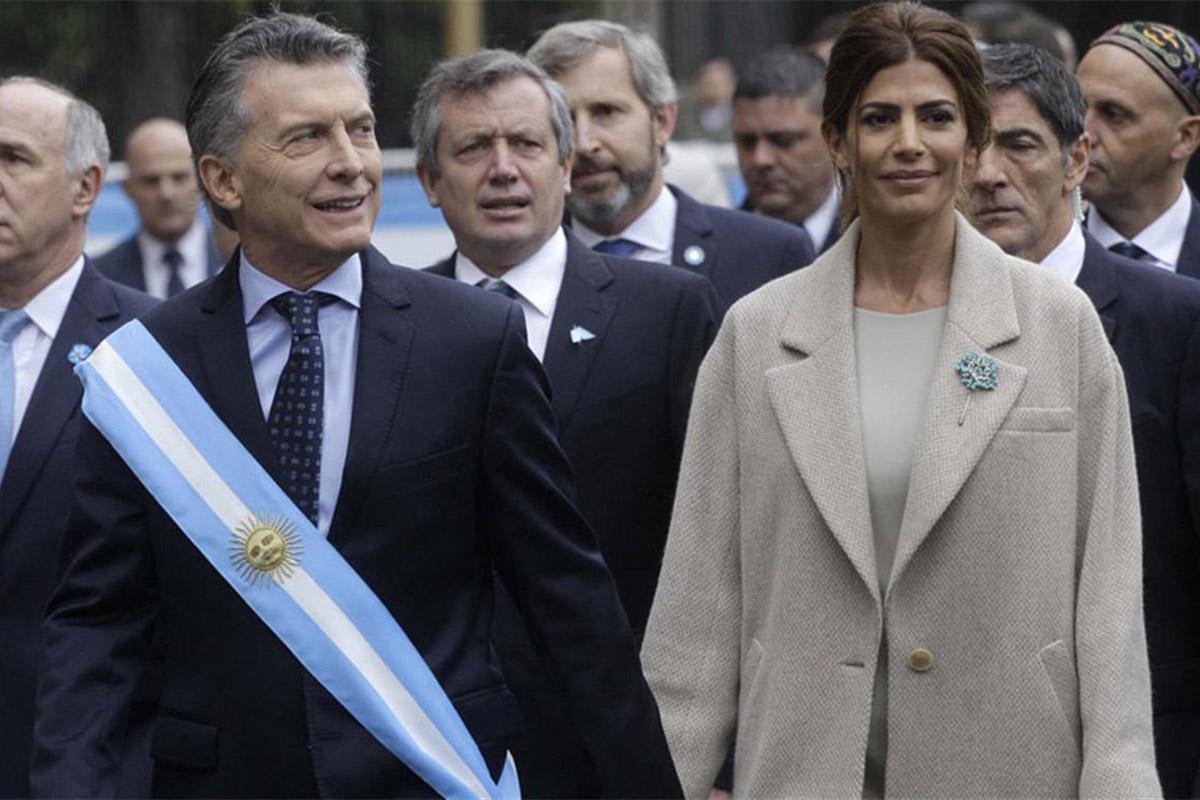 Macri y Awada
